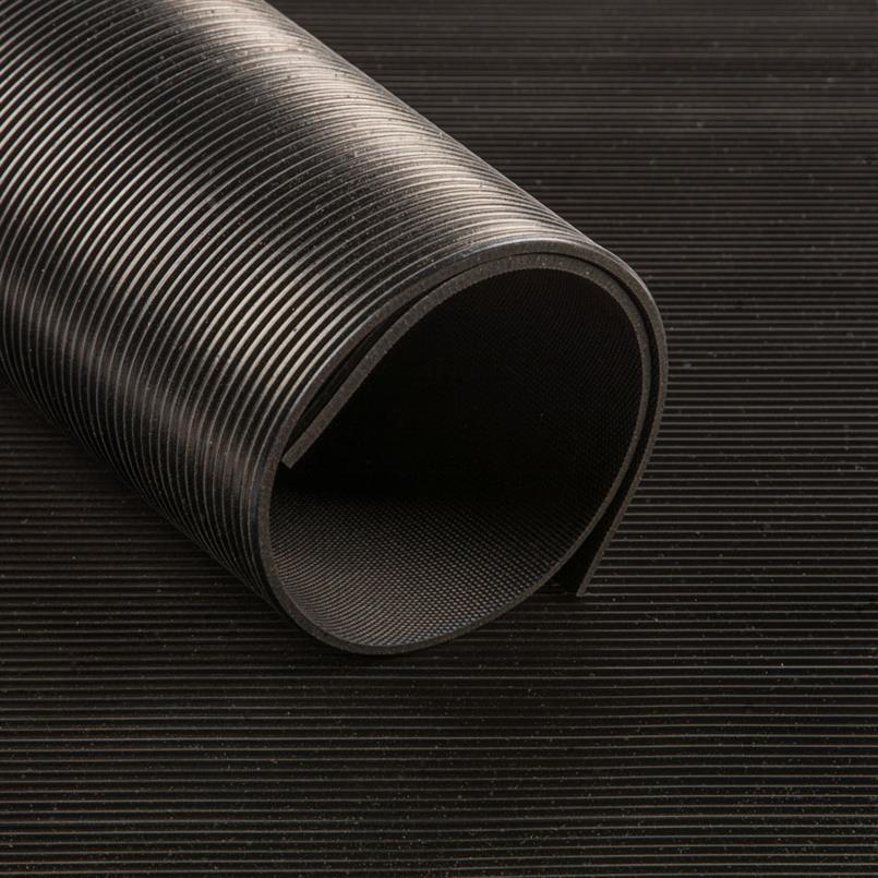 Antislip kabelmat LxBxD=10000x700x3mm
