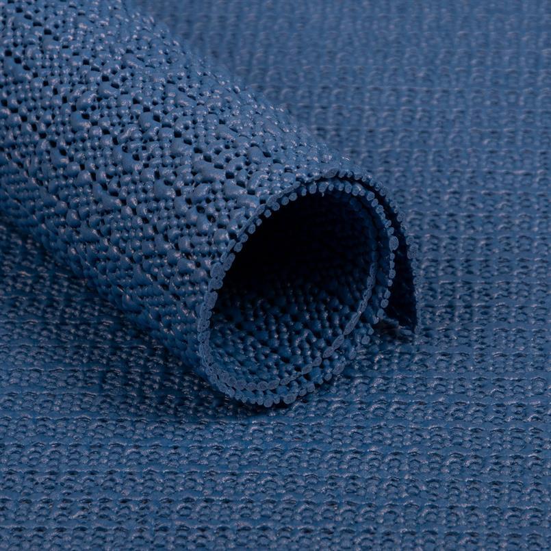 Antislip PVC op rol blauw 2mm (breedte 65cm)