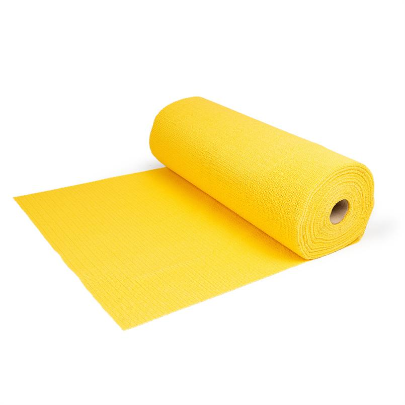 Antislip PVC op rol geel 2mm (breedte 65cm)