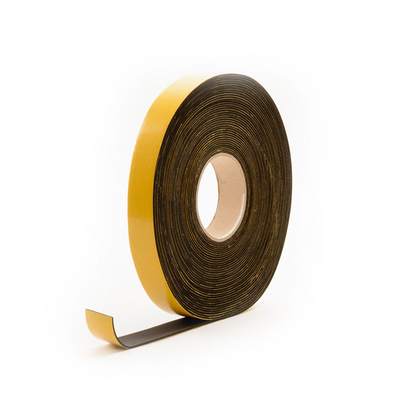 Celrubberband CR zk 10x10mm