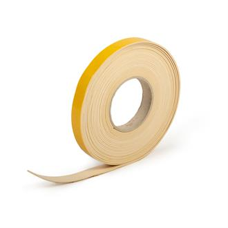 Celrubberband NBR/PVC anti shock zk beige 10x2mm