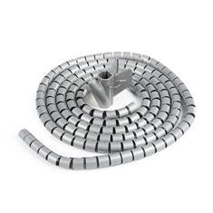 Kabelgeleider grijs D=15mm L=3000mm