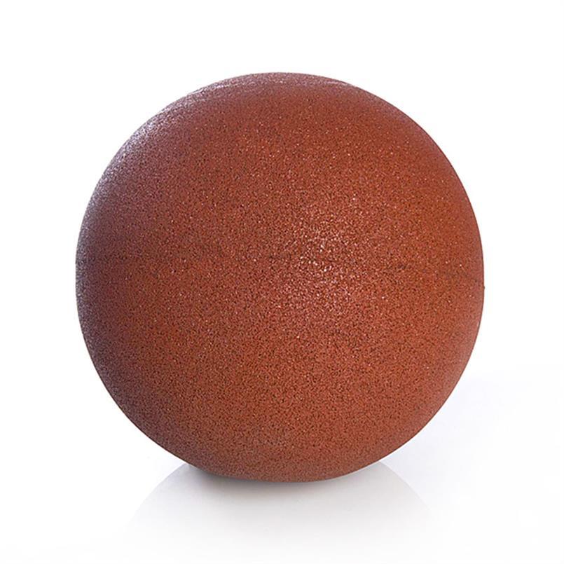 Klimbal met grondpen rood 50cm
