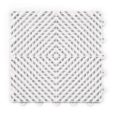 Open kliktegel hard wit 300x300x15mm