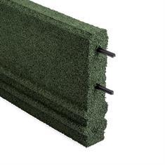 Opsluitband groen 100x25x5cm