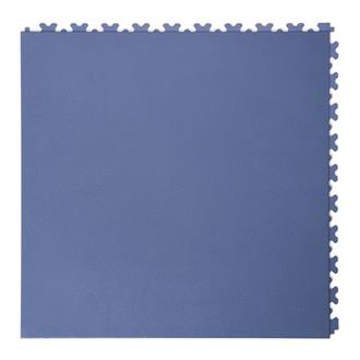 PVC kliktegel leather navy 500x500x5,5mm