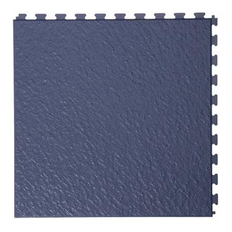 PVC kliktegel leisteen donkerblauw 458x458x5mm
