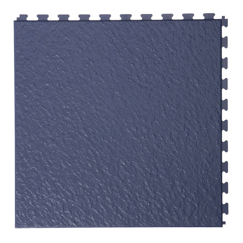 PVC kliktegels leisteen donkerblauw 458x458x5mm