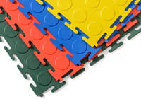 PVC tegels