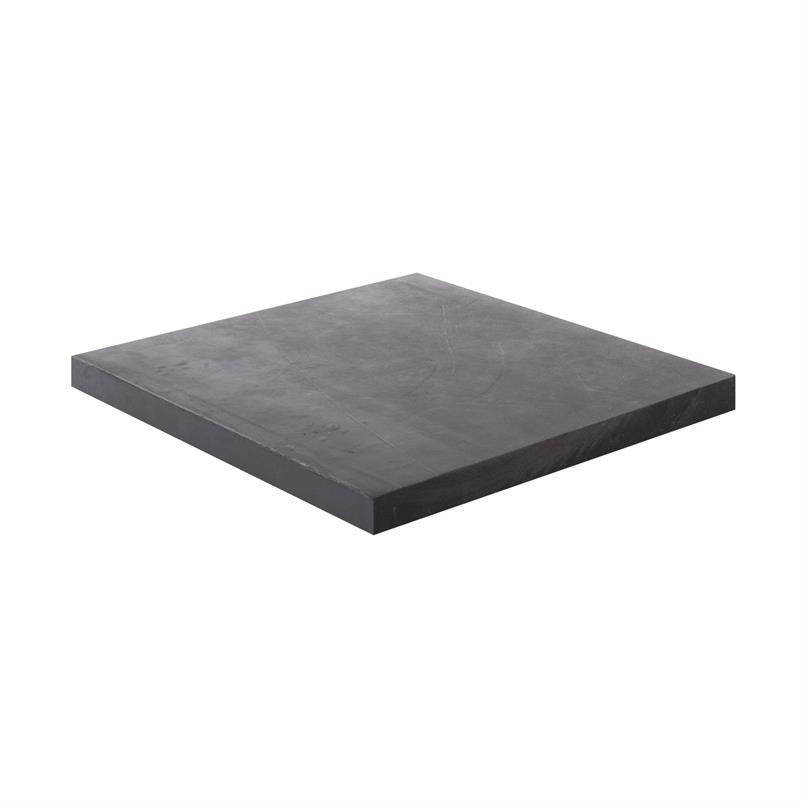 Rubberblok 100x100x15mm