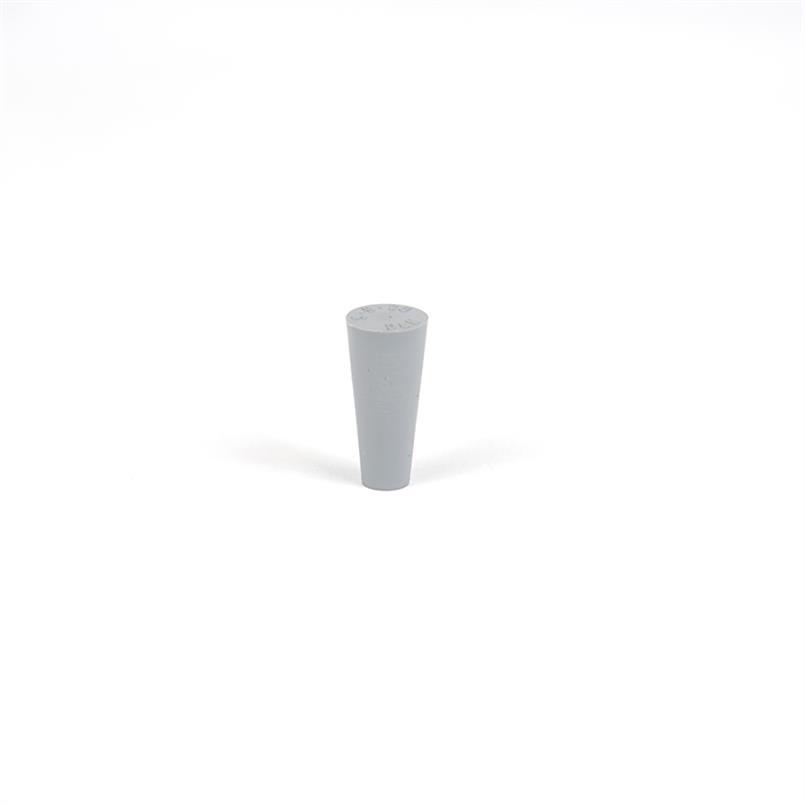 Rubberstop grijs D=5/9mm H=20mm (set 20 stuks)