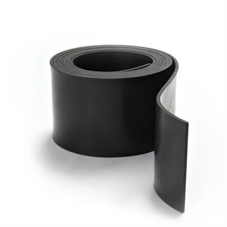 Rubberstrip 70x2mm