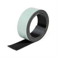 Rubberstrip antislip zelfklevend 100x3mm
