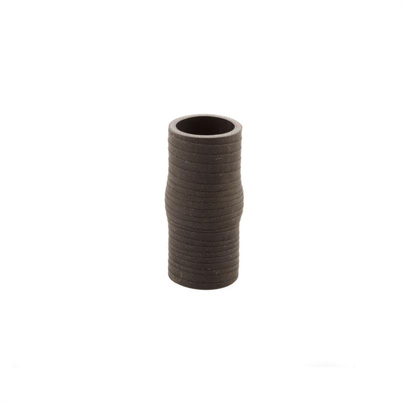 Siliconen balg mat zwart DN=60mm