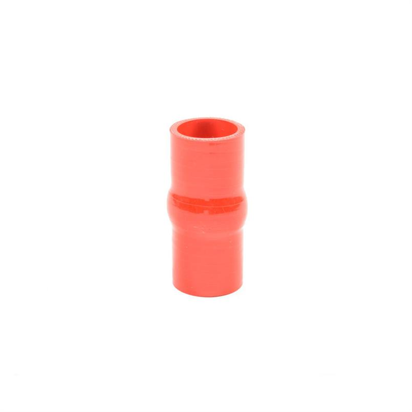 Siliconen balg rood DN=25mm