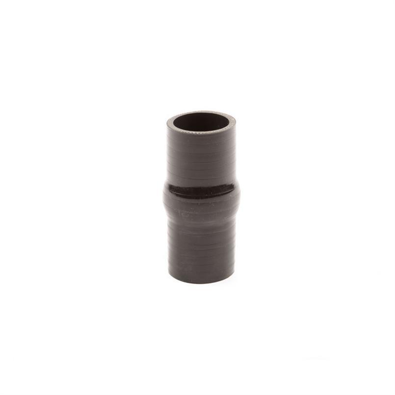 Siliconen balg zwart DN=45mm