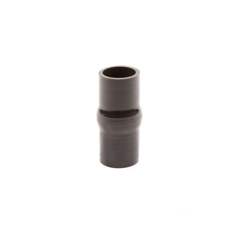 Siliconen balg zwart DN=48mm