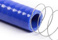 Siliconen slangen met spiraal
