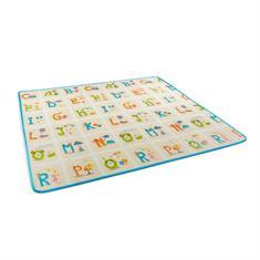 Speelmat foam 2-zijdig alfabet 1800x2000x10mm