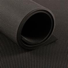 Supergrip zwart 3mm (breedte 200cm)