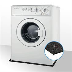 Wasmachinemat 600x600x10mm