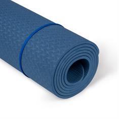 Yogamat blauw 1830x610x6mm