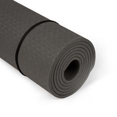 Yogamat zwart 1830x610x6mm